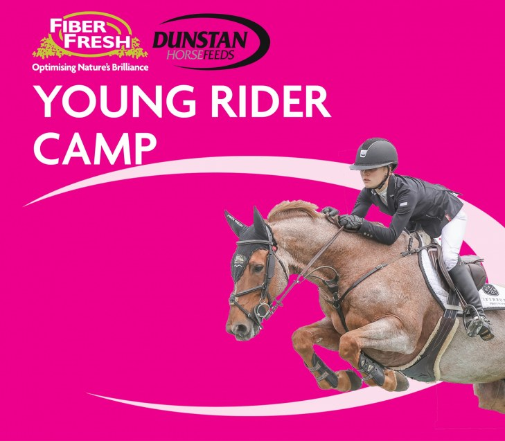 Dunstan & Fiber Fresh Young Rider Camp Named