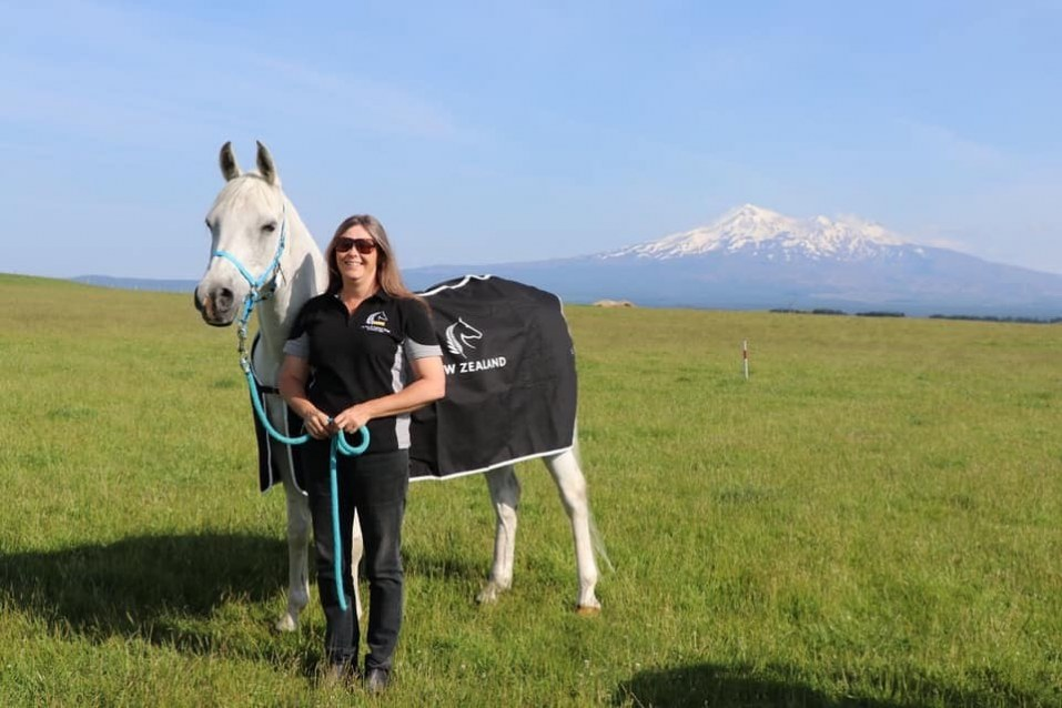 Feeding the Endurance Horse for Optimal Performance